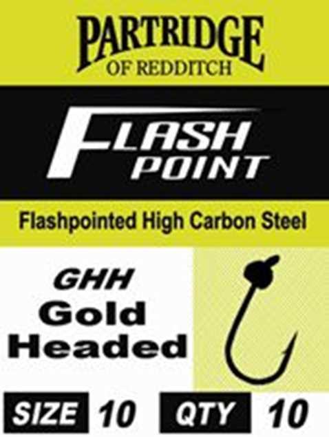 Bild på Partridge Flashpoint Goldhead (10 pack)