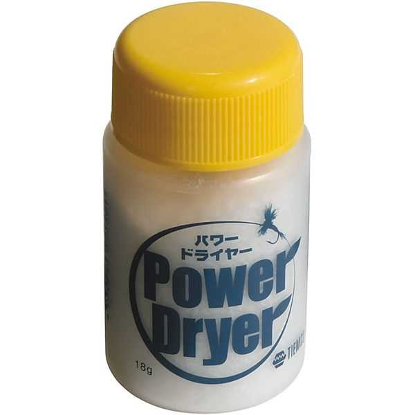 Bild på Tiemco Power Dryer