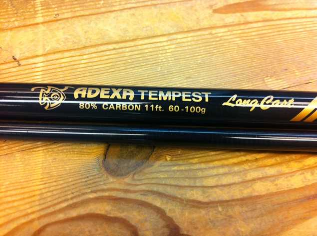 Bild på Adexa Tempest Long Cast - 10ft 30-90gr