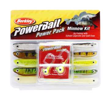 Bild på Powerbait Pro Pack Minnow kit