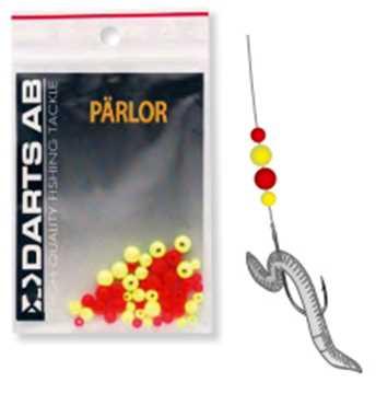 Bild på Darts Pärlor Fluorescerande