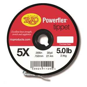 Bild på RIO Powerflex Tippet - 27m 0,12mm (1,5kg)