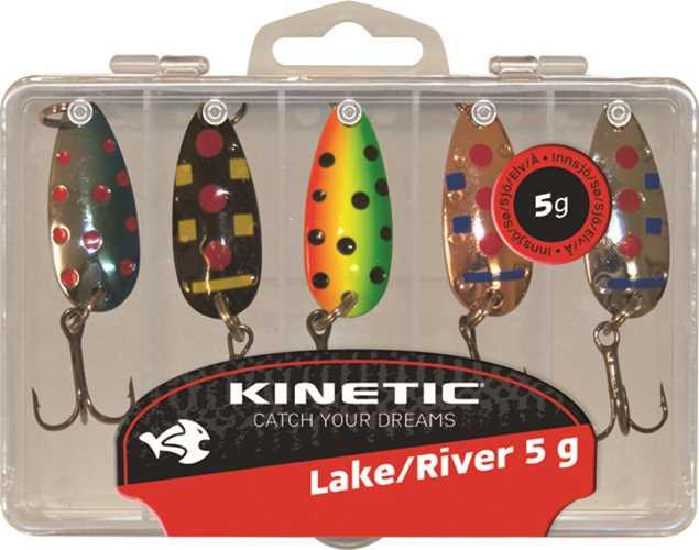 Bild på Kinetic Lake/River Mix 5gr