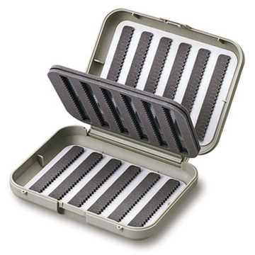 Bild på C&F Small 12-Row Midge Fly Case w Two-Sided F.page (CF-1506F)