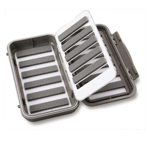 Bild på C&F Large 12-Row WP Fly Case w Flip Page (CF-35656)