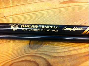 Bild på Adexa Tempest Long Cast - 10ft 15-40gr