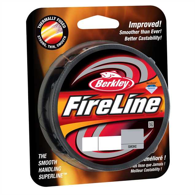 Bild på Fireline Smoke 110m 0,10mm / 5,9kg