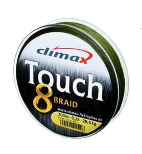 Bild på Climax Touch 8 Braid 135m 0,28mm / 26,8kg