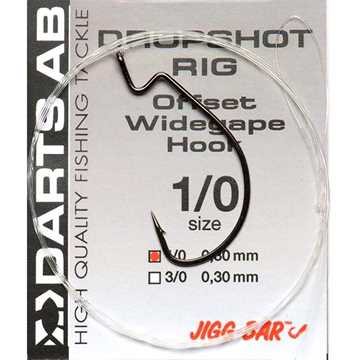 Bild på Dropshot rig - Offset Widegap