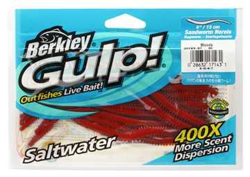 Bild på Gulp Saltwater Sandworm (10 pack)