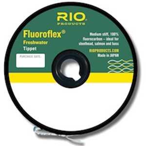 Bild på RIO Fluoroflex Tippet - 46m 0X - 0,27mm (6kg)