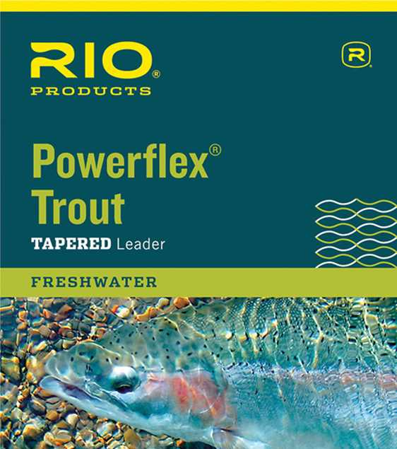 Bild på RIO Powerflex Trout - 12 fot