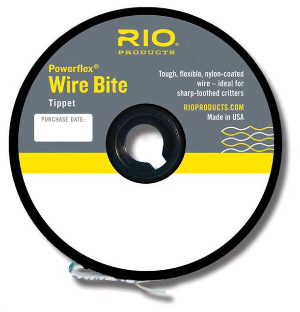 Bild på RIO Powerflex Wire - 4,5m