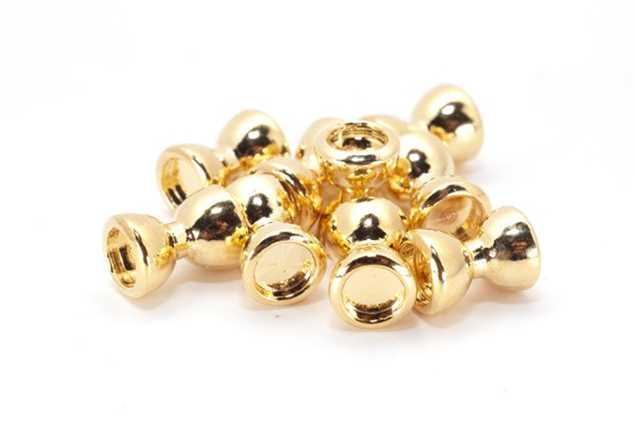 Bild på Dumbbell Eyes Gold (10-pack)