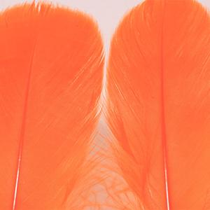 Bild på Gås Skulderfjäder / Goose Shoulder Orange
