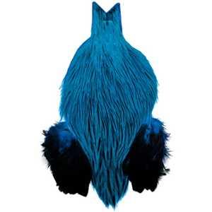 Bild på Keough Saltwater Tuppnackar Halvnacke Badger Blue