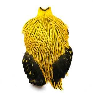Bild på Keough Saltwater Tuppnackar Halvnacke Badger Yellow