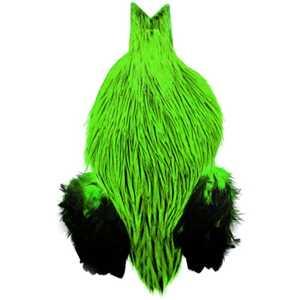 Bild på Keough Saltwater Tuppnackar Halvnacke Badger Chartreuse
