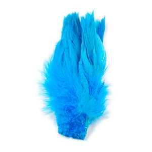Bild på Schlappen (Lösa fjädrar från tuppnacke) Blue