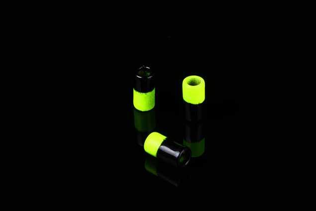 Bild på FutureFly AttiTubes Black/Chartreuse (10-pack)