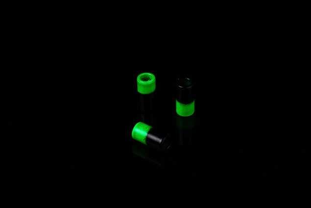 Bild på FutureFly AttiTubes Black/Green (10-pack)