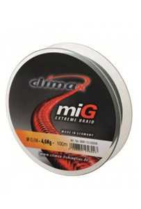 Bild på Climax miG Extreme Braid 2000m 0,18mm