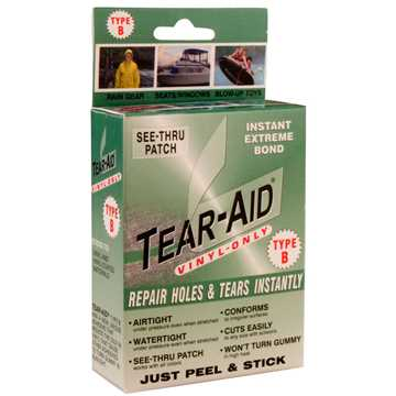 Bild på Tear Aid Kit Type B