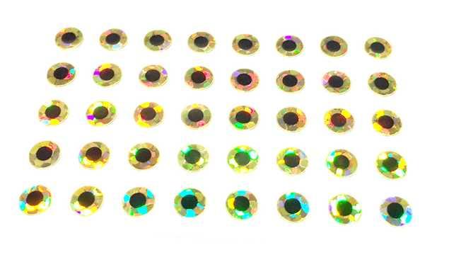 Bild på Flat Eyes Gold