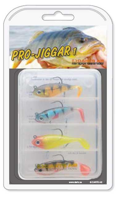 Bild på Darts Pro-Jiggar Abborre
