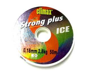 Bild på Climax Strong Plus Ice 50m 0,12mm (1,6kg)