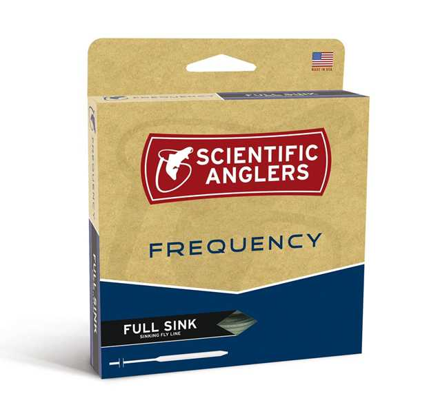 Bild på Scientific Anglers Frequency Sinking -Sjunk 5- WF8