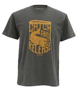 Bild på Simms Catch & Release T-shirt