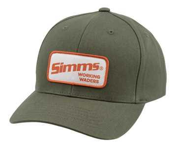 Bild på Simms Classic Baseball Cap Loden