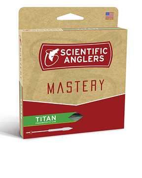 Bild på Scientific Anglers Mastery Titan WF8