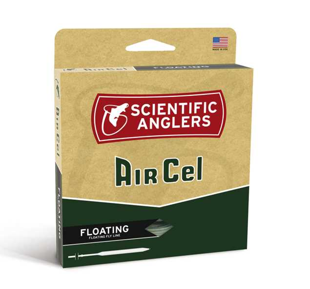 Bild på Scientific Anglers Air Cel WF9
