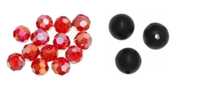 Bild för kategori Pärlor/Kulor