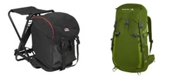 Bild för kategori Ryggsäckar/Väskor