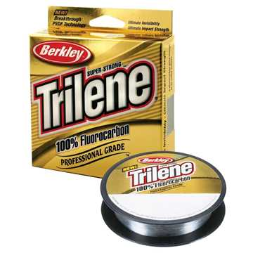 Bild på Berkley Trilene 100% Fluorocarbon 50m