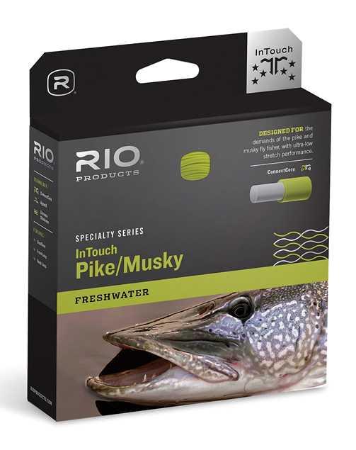 Bild på RIO InTouch Pike/Musky WF8 Sjunk1/Sjunk6