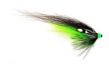 Bild på Classic Micro Frödin Black Green Helmet (3cm)
