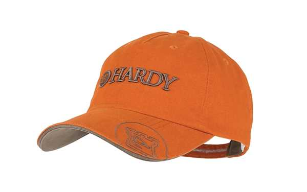 Bild på Hardy Logo Classic Cap Pumpkin