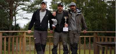 Team Predators Fiskehelg