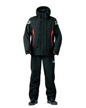 Bild på Daiwa Hyper Rain Suit Black