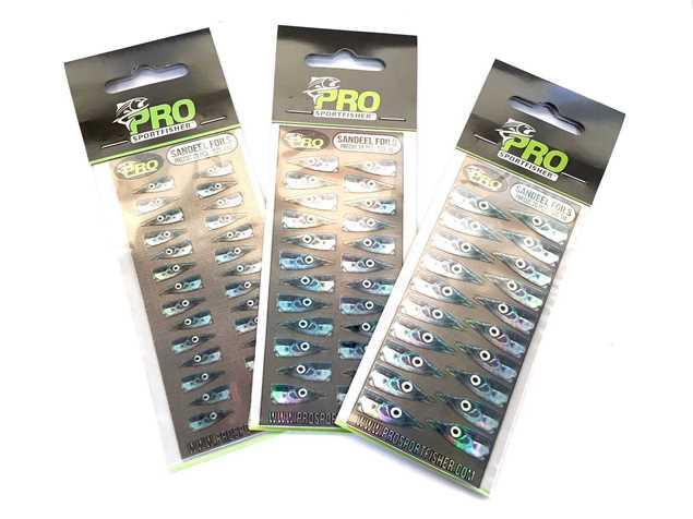 Bild på Pro Sportfisher Sandeel Foils