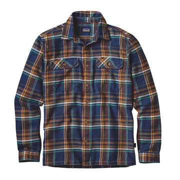 Bild på Patagonia Long Sleeved Fjord Flannel Shirt