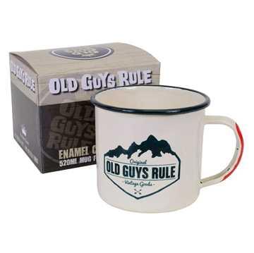 Bild på Old Guys Rule Camping Mug