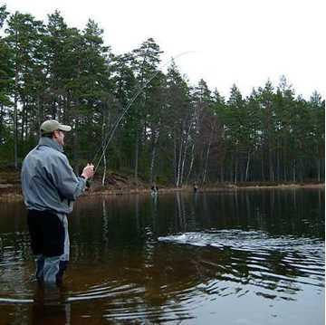 Bild på Flugfiske Nybörjarkurs Del 1