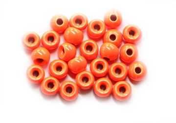 Bild på Tungstens Beads (10-pack) Fluo Orange