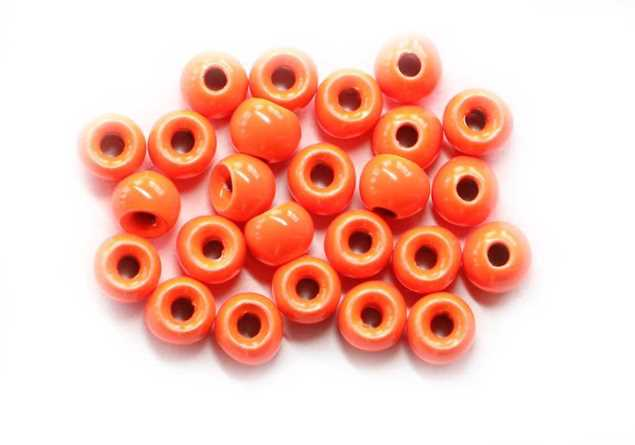 Bild på Tungstens Beads (10-pack) Fluo Orange