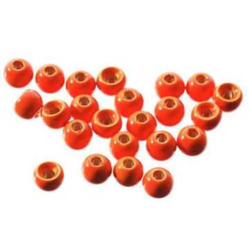 Bild på Tungstens Beads (10-pack) Fluo Red